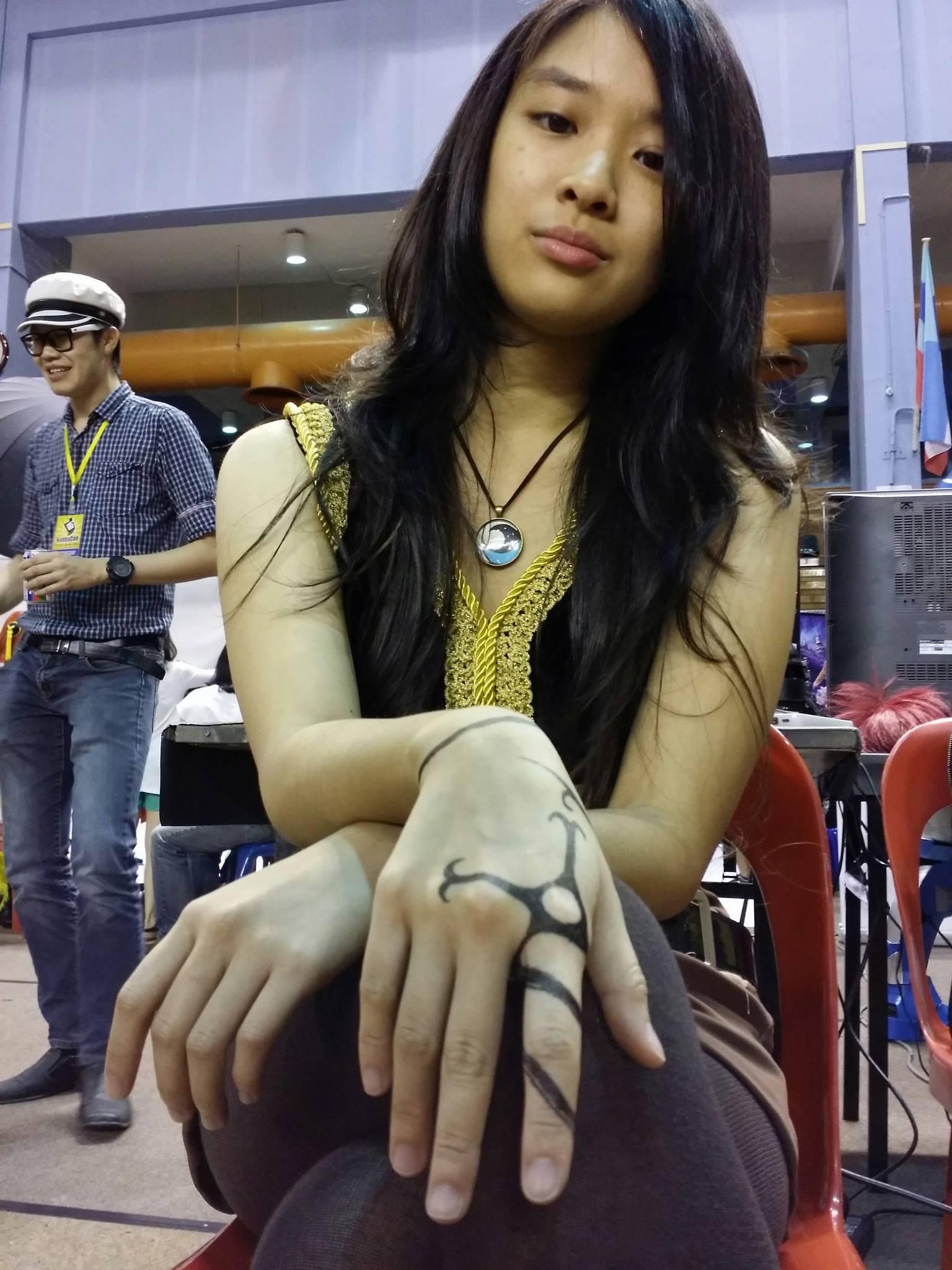 Nadine Tattoo